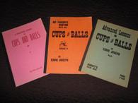 Joseph, Eddie - Triple Play on Cups & Balls
