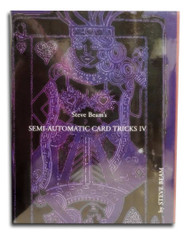 Semi-Automatic Card Tricks - Vol. 4  Front