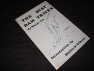 Sutz, Ian (Magic-Ian) - The Best Dam Tricks (Autographed, 1st Edition)