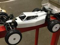 (Blemished) Nitehawk - 1/10 Buggy Body - (TLR 22 4.0)
