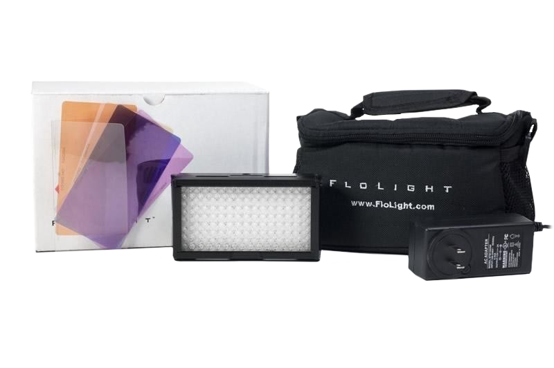 FloLight MicroBeam128 Kit all Included items
