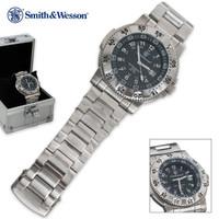 Smith & Wesson Aviator Swiss Tritium Watch