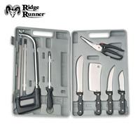 Ridge Runner Deluxe Game Cleaning Knife & Saw Kit