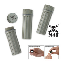 M48 Kommando Waterproof Match Boxes/Signal/Striker