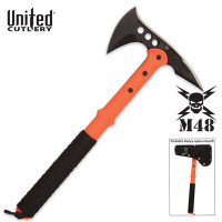 M48 Tactical Tomahawk Axe Safety Orange