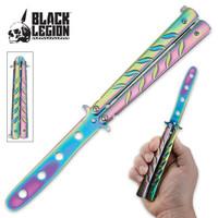 Black Legion Butterfly Trainer Rainbow