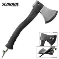 Schrade Small Axe With Fire Starter