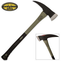Black Widow Nordic Fire Axe Olive Drab Handle