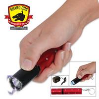Guard Dog Electra Lipstick Stun Gun / Flashlight