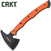 CRKT Kangee Tomahawk Orange