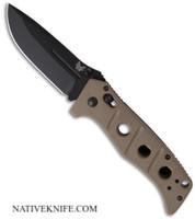 Benchmade Sibert  Adamas AXIS Lock Knife Tan 275BKSN