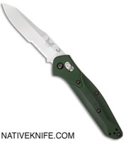 Benchmade Osborne AXIS Lock Knife 940S
