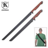 Black Mamba Duo Swords
