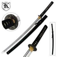 Bamboo Leaves Katana Sword