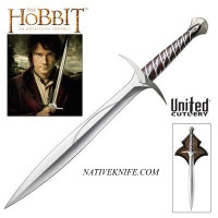 The Hobbit Sting Sword of Bilbo Baggins UC2892