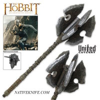 The Hobbit Mace of Azog The Defiler UC3015