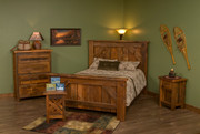 Chequamegon Amish Bedroom Set