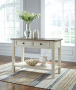 Bolanburg Two-tone Sofa Table