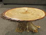 Stump Occasional Tables