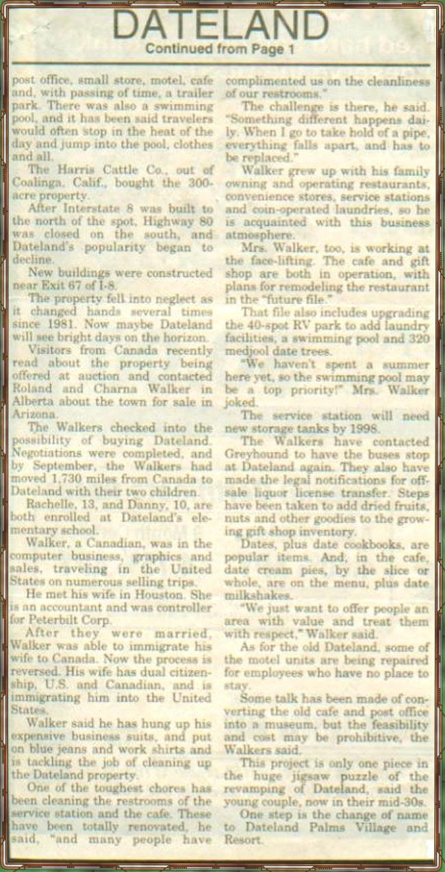 The Yuma Daily Sun - February 1995 - Page 2