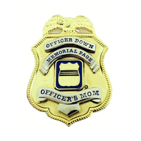 ODMP Family Member Badges