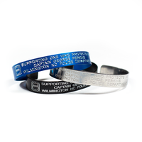Personalized ODMP Memorial Bracelets Honoring Fallen Officers