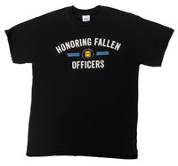 Honor Roll of 2014 Fallen Officers - Men's