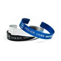 Police Lives Matter Bracelet