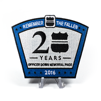 2016 ODMP Patch - 20th Anniversary