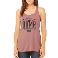 ODMR Handlebar Women's Tank - Pink