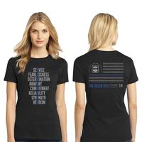 2015 Honor Roll Fallen Officers - Women's