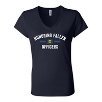 Honor Roll of 2013 Fallen Officers - Ladies