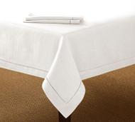 "Hemstitch Tablecloths 60"" x 120"""
