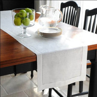 """Loom State Linen Table Runners 14"""" x 108"""""""