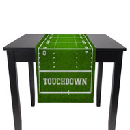 """Novelty - Touchdown! Football Field Table Runner - 14""""x72"""""""