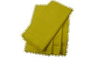 Hemstitch Dinner Napkins - Yellow 20x20