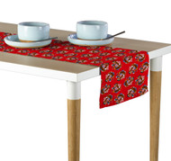 American Bald Eagle Red Table Runners