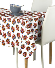 American Bald Eagle White Rectangle Tablecloths