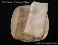 Duchess Collection Linen Napkins
