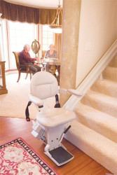 Commercial Stair Lift by Bruno | 400 Pound Wt Cap