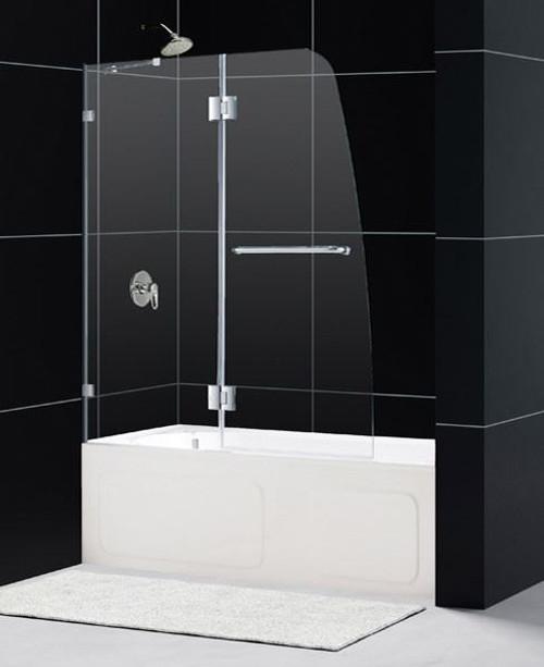 Dreamline Aqualux Tub Door | 48 Inch Frameless