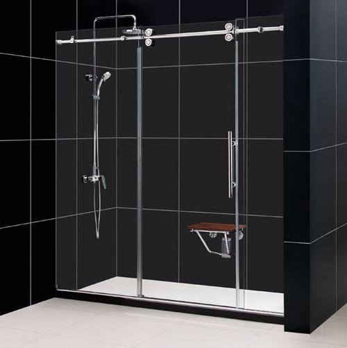 Frameless Glass Shower Door | DreamLine ENIGMA
