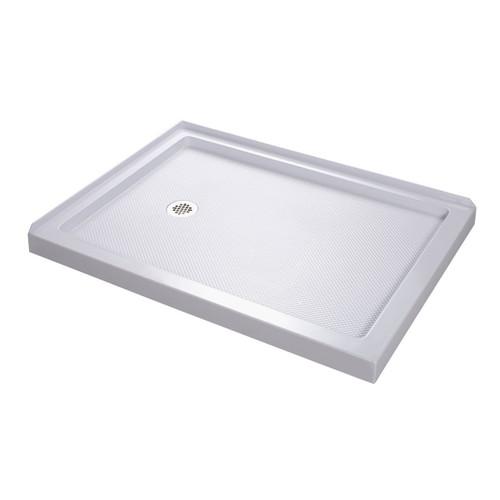 36 x 60 Shower Base | Affordable Tub to Shower Base | DreamLine Shower Base for ENGIMA-X