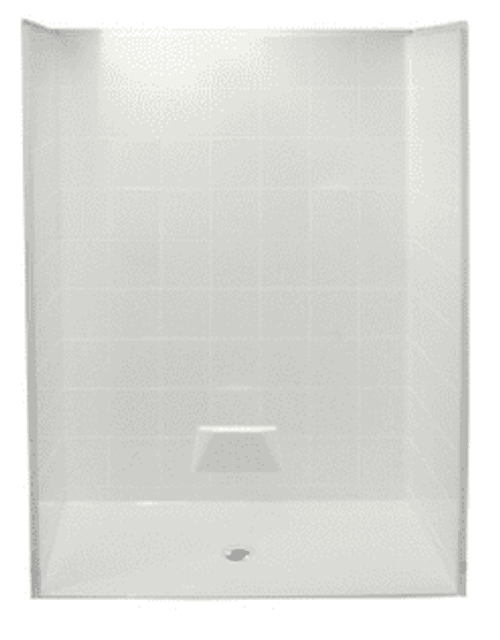 50 x 50 shower va approved