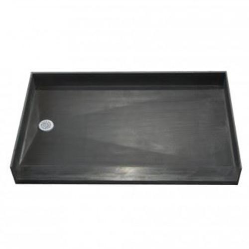 34 X 60 Shower Pan | Zero Entry Shower Pan By Tile Redi