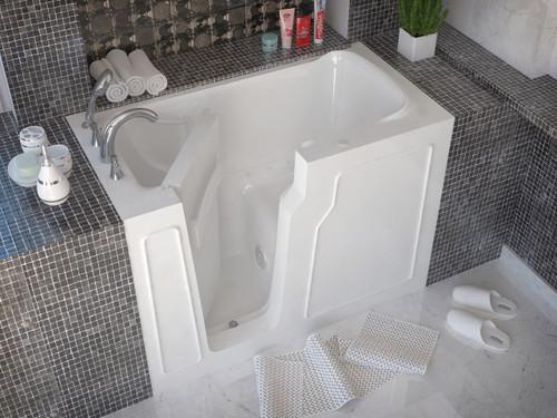 29 x 52 Walk-in Bathtub by Meditub   Made In USA