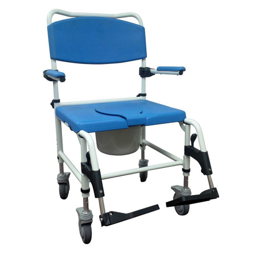 Bariatric Shower Chair & Commode (NRS185008)
