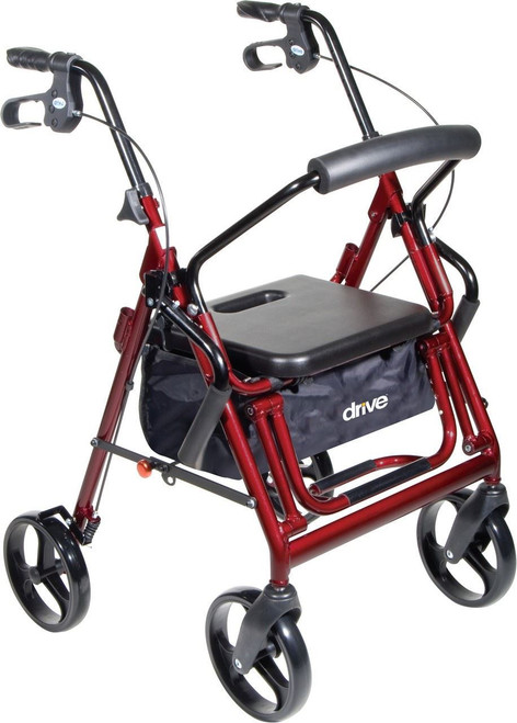 Duet | Rollator Transport Wheelchair Combo