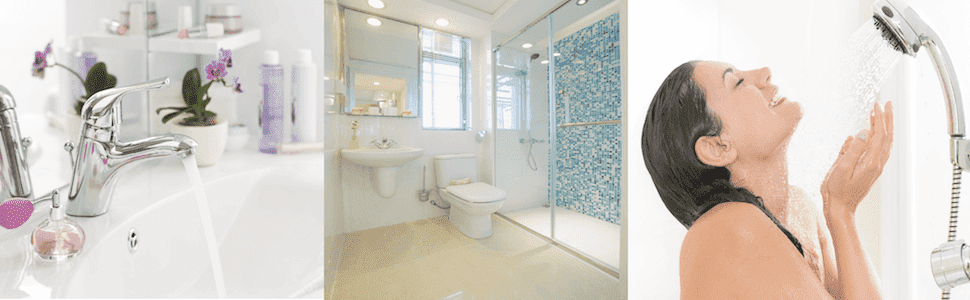 aging in place bathrooms