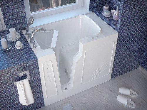 Compact Walk In Bathtub By Meditub High Quality Us Made